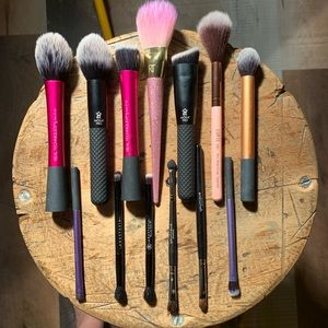 Makeup Brush Lot